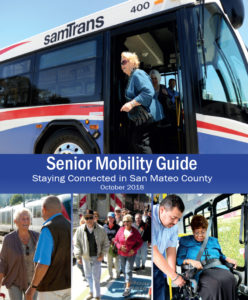 Cover image of the 2018 Senior Mobility Guide